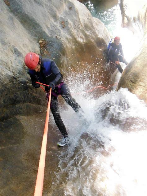 canyoning alpes maritimes guide canyon