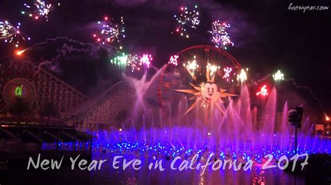 new year live new year in california 2017 event and happy