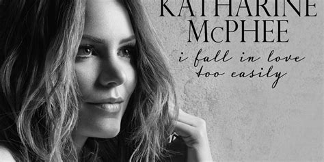 Listen To Katharine Mcphees Debut Cd by Katharine Mcphee I Fall In Easily Album