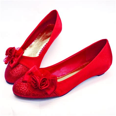 comfortable maternity shoes flat wedding shoes bridal low heeled comfortable red