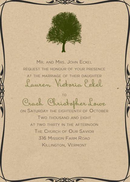 chic wedding invitations etsy rustic chic wedding invitations found on etsy rustic