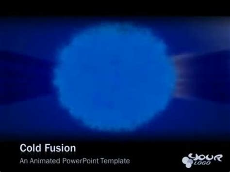Coldfusion Templates by Cold Fusion A Animated Powerpoint Template From