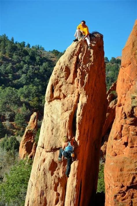 Garden Of The Gods Difficulty Garden Of The Gods Climbing