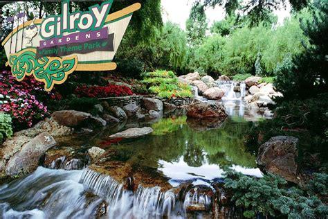 gilroy gardens smelling like a california