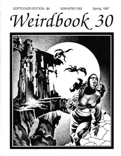weirdbook 37 books contents lists