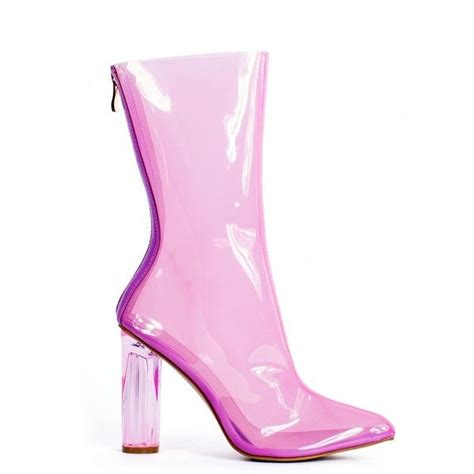 best 25 pink ankle boots ideas on clear ankle