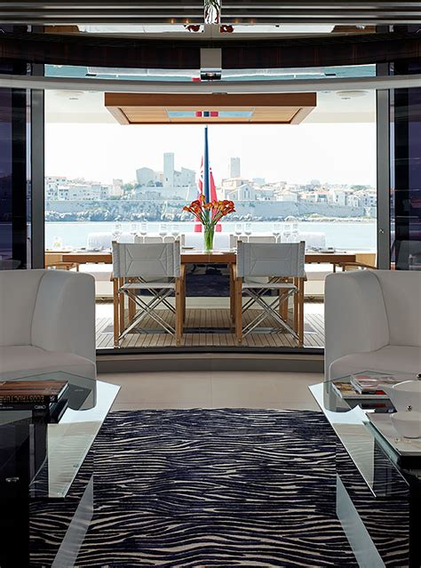 luxury yacht interior design gorgeous mega yacht interior design by mojo stumer associates
