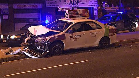 Cab Detox Boston Mass Ave by Taxi Driver Feared For After Being Tased During