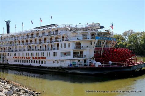 boat dock nashville american queen steamboat docks in clarksville