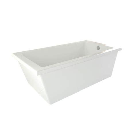 5 foot freestanding bathtub hydro systems ann arbor 5 5 ft freestanding air bath tub