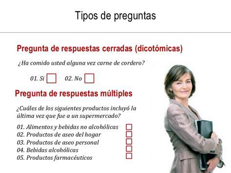 preguntas cerradas sobre bebidas alcoholicas metodos cuantitativos de investigacion de mercados