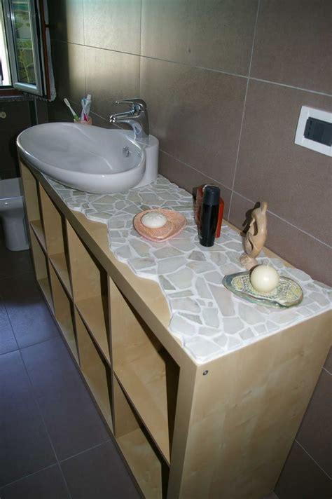 new bathroom with kitchen cupboards ikea hackers ikea coole ikea hacks zie hier de nieuwe expedit badkamer