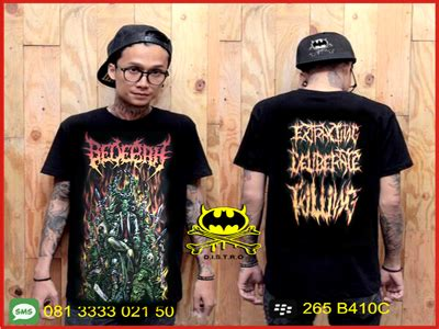 Kaos Metal Turbidity kaos musik metal dan distro clothing 081 3333 02150 t