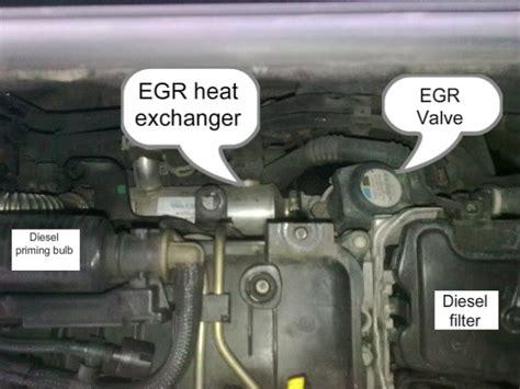 Peugeot 307 Egr Valve Peugeot 307 2 0 Hdi 110 Egr Valve Location