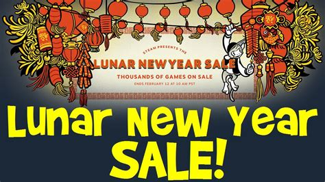padini new year sale 2016 jocuri importante la reducere pe steam lunar new year sale