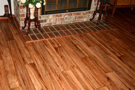 pet friendly vinyl installation   wood floor step   flooring