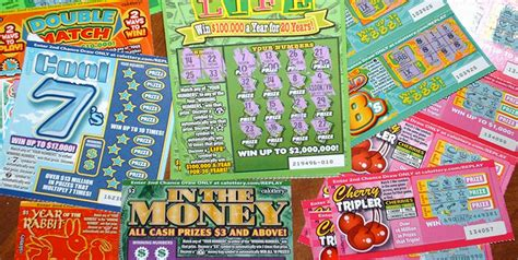 National Lottery Instant Wins Odds - 7 strategies for winning ca lottery scratchers freelotto