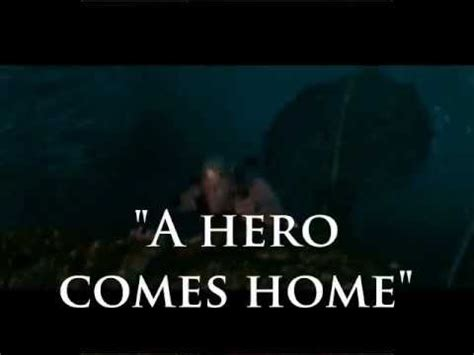 a comes home quot theme song with from beowulf