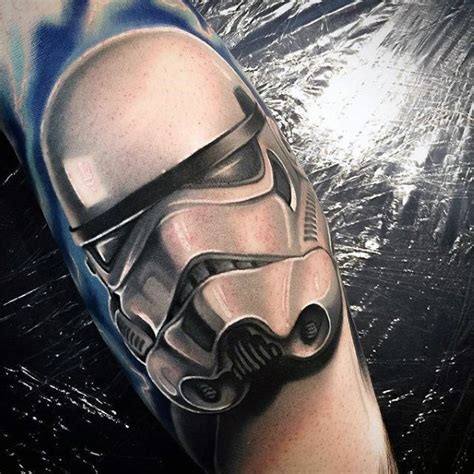 storm 3d com tattoo designs 100 stormtrooper designs for wars ink ideas