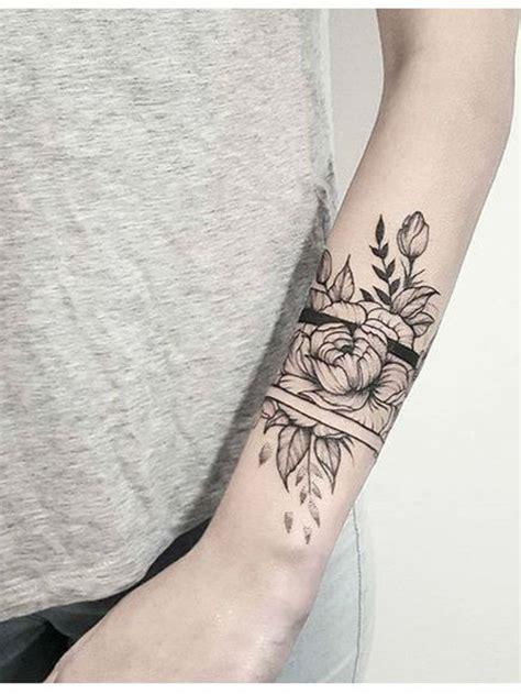tatouage bras fleurs galerie tatouage