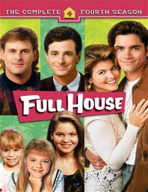 Full House Season 4 1990 On Collectorz Com Core Movies