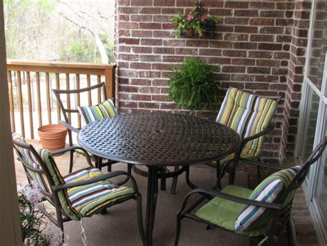Patio Cushions Garden Ridge Patio Makeover