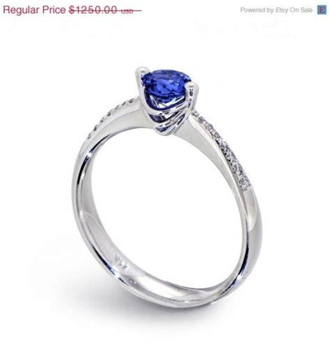 bought with the italian s ring conveniently wed books sale 20 blue sapphire engagement ring 14k