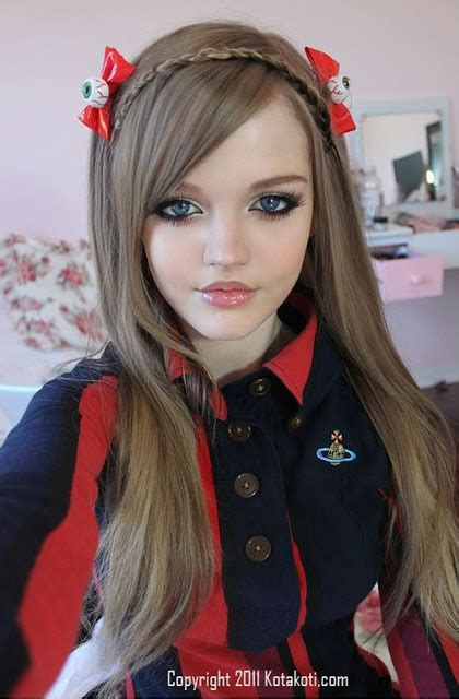 16 year old human barbie sweetycolections kotakoti a 16 year old teen a real