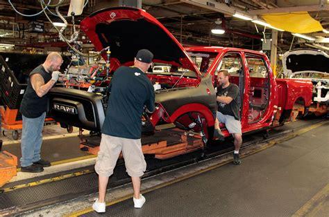 2015 Ram 1500 Rebel Rolls Off Line in Warren