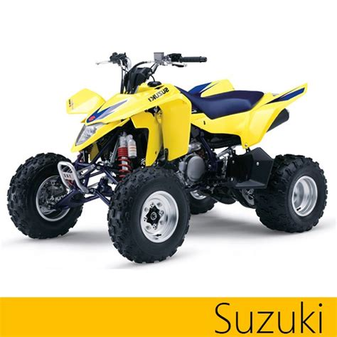 Suzuki Atv Plastic Parts Maier Suzuki Ltz400 Splash N Dirt Distribution Canada