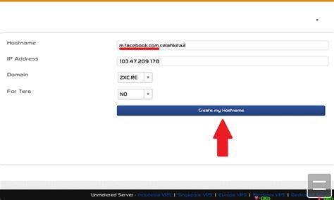 cara mengubah ip host ssh menjadi domain tk semua ada disini cara membuat ip host menjadi domain gratis di fastssh