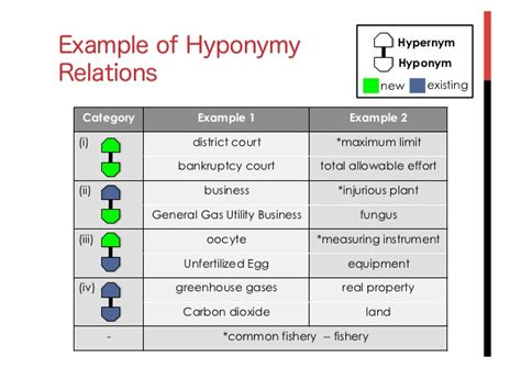 random pattern thesaurus a pattern based approach to hyponymy relation acquisition