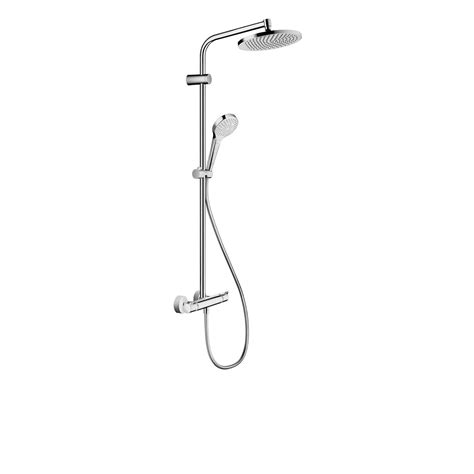 Robinet Hansgrohe by Colonne De Avec Robinetterie Hansgrohe Lmh S 240