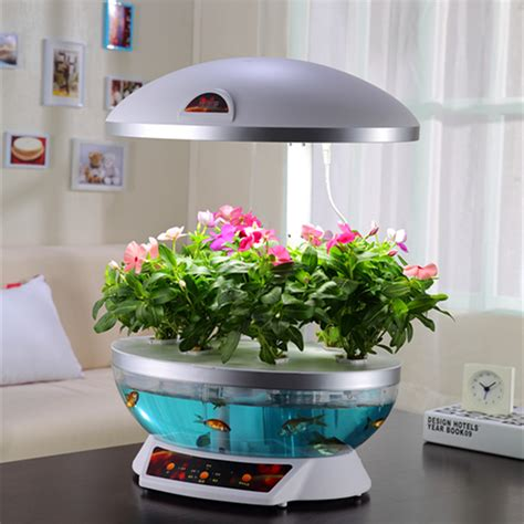 Smart Planters by Growing Light Modern Creative Led Growing Light Home Decor