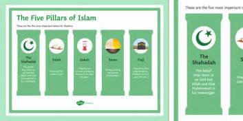 5 Pillars Of Islam Pictures For