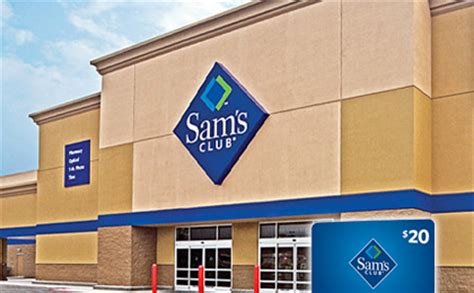 free 20 sam s club gift card w 45 membership purchase simple coupon deals
