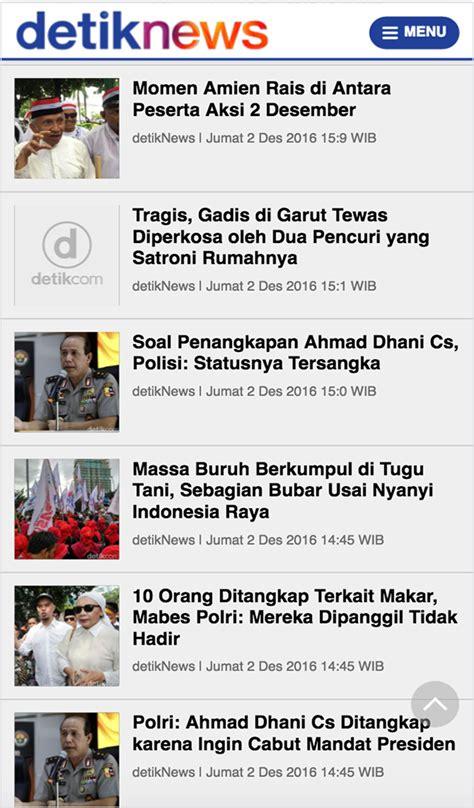 www detiknews amazon com detiknews detik com appstore for android