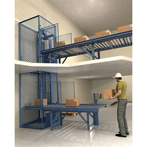 vertical reciprocating conveyor vrc products