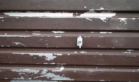 How To Remove A Garage Door by How To Remove Layers Of Paint From A Garage Door Diy