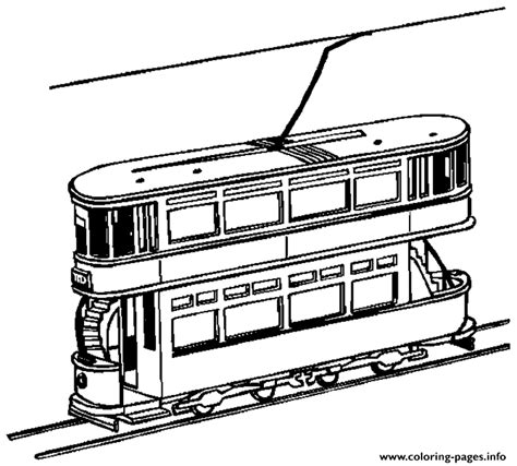coloring book new york city new york tram 9d66 coloring pages printable