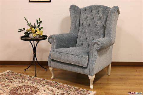 poltrona bergere classica vama divani