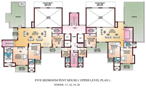 civil floor plan floor plans parsvnath la tropicana at civil lines delhi