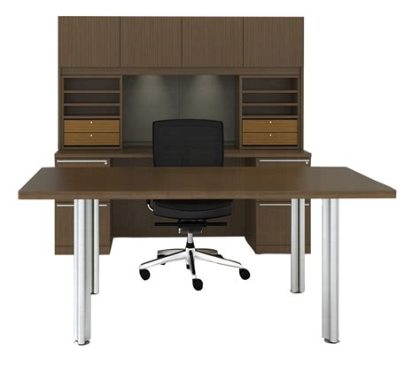 credenza table new table desk credenza set carolina office xchange