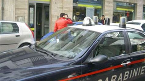 ufficio postale foggia foggia rapina ufficio postale in via crostarosa