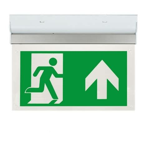 Lu Emergency Exit Led led emergency sided exit sign
