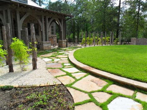 Houston Landscape Architecture And Landscaping Design Houston Landscape Design