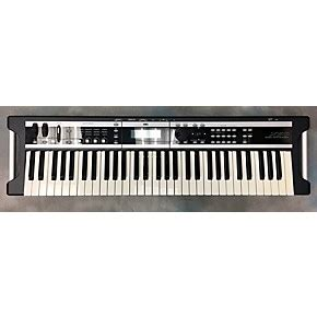 Baru Keyboard Korg X50 used korg x50 61 key synthesizer guitar center