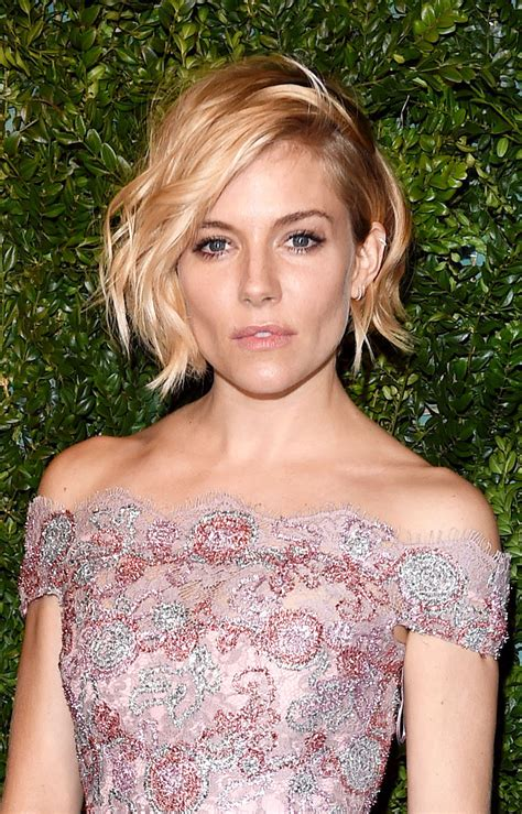 styling options for bobs sienna miller and the endless possibilities of a short