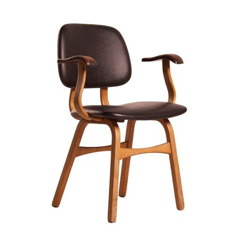 Shaped Chair vintage organically shaped chair bended wood ztijl