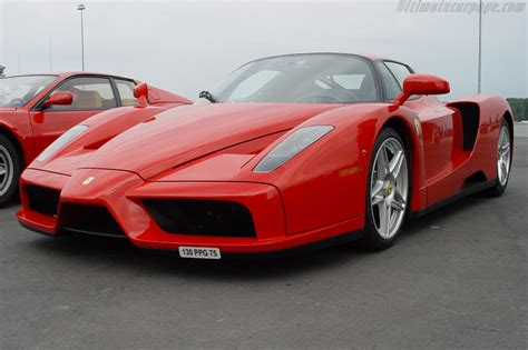 Ferrari Enzo Race Car by 2002 2003 Ferrari Enzo Images Specifications And